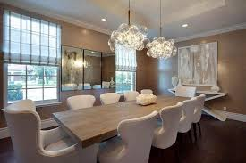 Transitional Dining Room Dining Room With Crown Molding Hardwood Floors In Boca Raton Fl