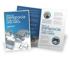 engineering brochure templates house building brochure template design and layout now