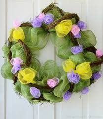mardi gras outlet deco mesh party ideas by mardi gras outlet twig works deco mesh wreath