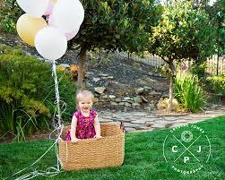 california backyard crystal jones photography one year milestone session