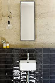 How To Make A Small Bathroom Look Bigger With Tile Make Bathroom Bigger The Use Of Line In Architecture