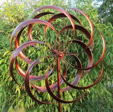 garden wind spinner wind sculpture kinetic for your garden