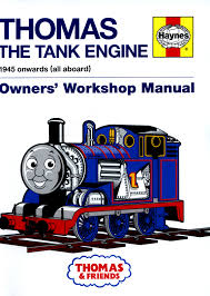 thomas the tank engine 1945 onwards all aboard by oxlade