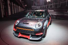 badass cars mini proves it can make badass track cars autoguide com news