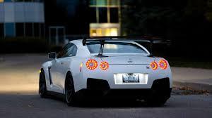 nissan gtr wallpaper hd nissan gtr r35 white car at evening 4k desktop wallpaper 4k cars