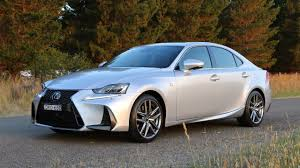 sporty lexus blue 2017 lexus is350 f sport review chasing cars