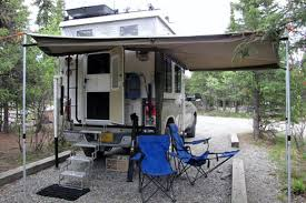 Rv Awning Screen Room From Alaska To Denver To Nepal Truck Camper Magazine