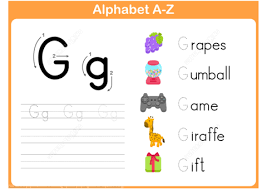 letter g tracing worksheet free printable puzzle games