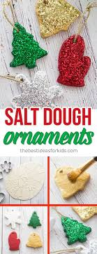 salt dough ornament recipe the best ideas for