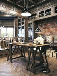 bureau style atelier deco style industriel loft loft deco industriel inspiration bureau
