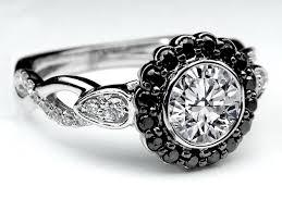 black engagement rings meaning gift of black engagement rings svapop wedding