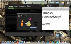 gift cards for steam points2shop earn points for free rewards