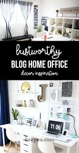 lust worthy blog home office decor inspiration bre pea