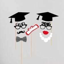 class of 2016 graduation 2016 graduation open house senior portrait props party photobooth