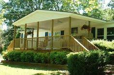 porch designs for mobile homes decking porch and house