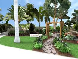 Landscaping Ideas For Florida by Eileen G Designs South Florida Landscape Design Youtube