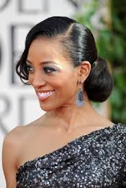 african american hairstyles trends and ideas side bun hairstyles