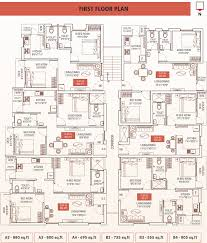 800 sq ft 2 bhk 2t apartment for sale in oyester homes pushpavanam