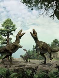 dinosaur courtship rituals were surprisingly similar to those of
