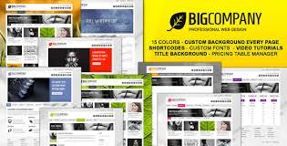 35 free and premium corporate wordpress themes joomlavision