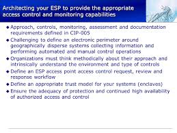 nerc cip compliance defining your electronic security perimeter