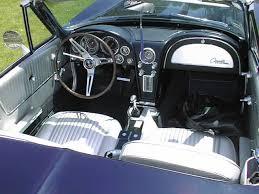 white corvette interior shoe s 1964 corvette roadster