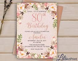 cheap 80th birthday invitations stephenanuno com
