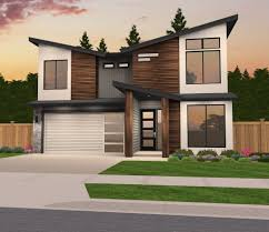 Shed Roof House Modern Mark Stewart Home Design
