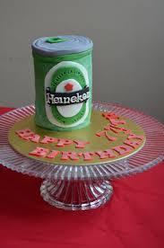 beer can cake heineken cake serendipity cakes by yvonne