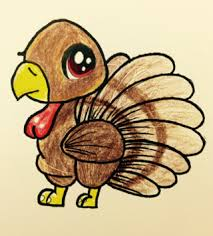 this was the turkey i posted on deviant for thanksgiving