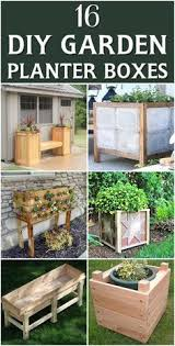 build an elevated planter box and save your back elevated