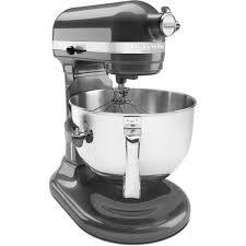 kitchenaid professional 600 series 6 qt pearl metallic stand