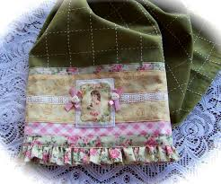 63 best shabby n chic towels images on pinterest tea towels