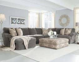 Microfiber Sectional Sofa With Chaise Sectional Sofas Microfiber Chaise Sectional Foter Within Elliot