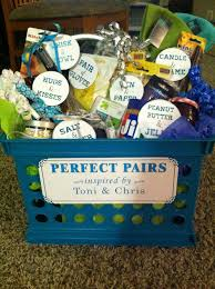 perfect pairs bridal shower gift gifts to give pinterest