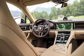 porsche 2017 interior 2017 porsche panamera 4s interior view motor trend