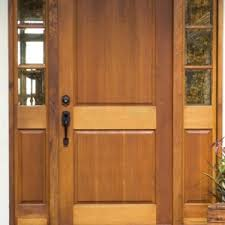 Solid Exterior Doors Exterior Door Options Monk S Design Studio
