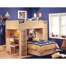 Make Loft Bed With Desk by Building Loft Bed With Dresser Modern Loft Beds