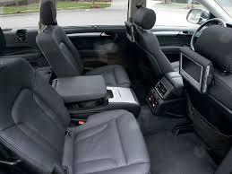audi q7 6 seat configuration 2007 audi q7 term european car magazine