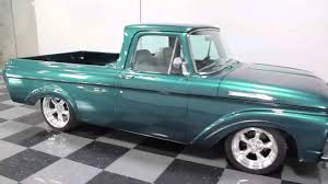 Streetside Classic Cars - 638 61 ford pick up final mov youtube