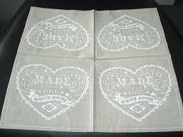 Pliage Serviette Noeud Awesome Serviette En Papier Coeur 7 Serviette En Papier Coeur