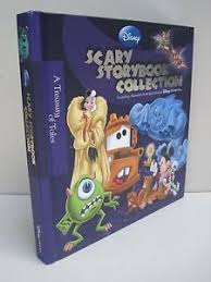 Disney Scary Storybook Collection Disney Disney Scary Storybook Collection A Treasure Of Tales 764161172