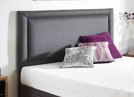 dark grey upholstered headboard ideas also interalle com