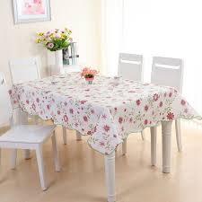Round Kitchen Table Cloth by Popular Waterproof Tablecloth Round Buy Cheap Waterproof