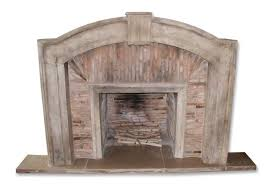 italian tuscan fireplace olde good things