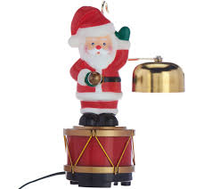 mr christmas 25th anniversary santa u0027s marching band page 1