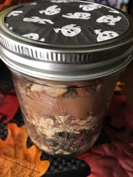 halloween cookie jar gifts in a jar skinny fat fall balls u2013 skinny fat