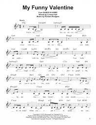 valentine my funny valentine albumin urine song on soundtracksmy