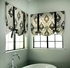 Tie Up Valance Curtains Tie Up Shade Curtains Tie Up Shade After Tie Up Valance Curtains