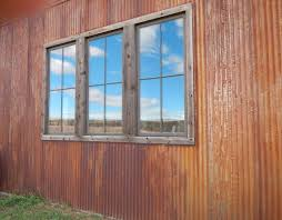quality metal decking california rusted corten weathering metal